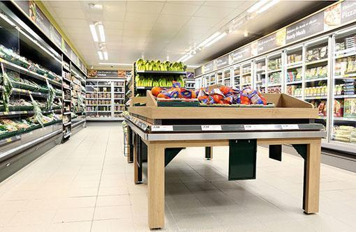 Interiror Fit Out - Tesco