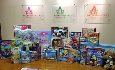 TRAX FM toy appeal