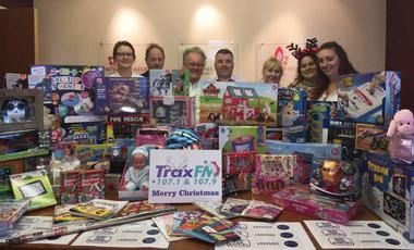 Trax FM Toy Appeal 2017