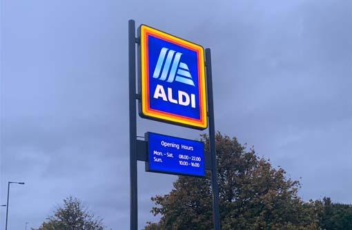Aldi Nottingham