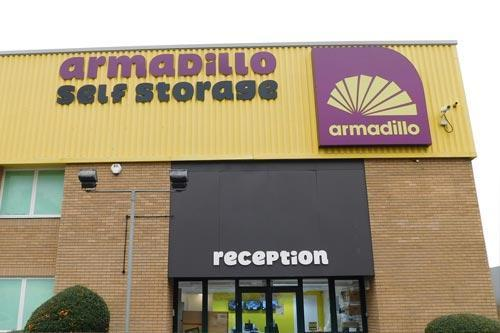 Refurbishment at Derby - Armadillo