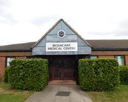 Bessacarr Medical Centre Outside