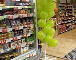The Co-op Interior East Sussex