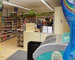 The Co-op Interior Counter East Sussex