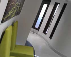 Pacy and Wheatley Interior Refurbishment | Training Facility | Waiting Area