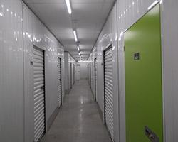 Heston Self Storage Unit  Corridor