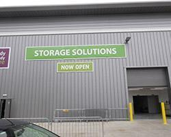 Heston Self Storage Unit Exterior