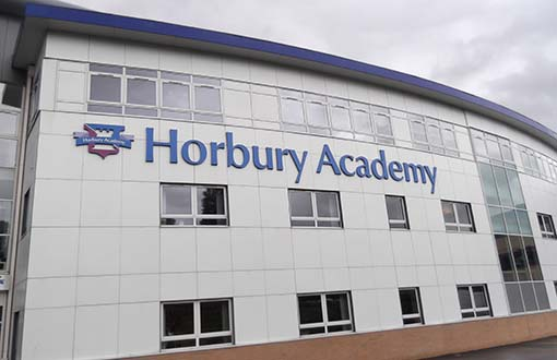 Pacy and Wheatley Interior Refurbishment | Horbury Academy | Exterior