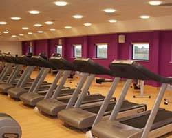 Pacy and Wheatley Retail Leisure Fit out | Gym Reception Area