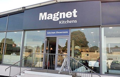 Magnet Dunfermline Retail Shop Fit Out Thumbnail