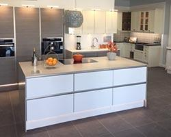 Magnet Dunfermline Kitchen Retail Shop Fit Out