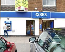 Nationwide RBS Closures Shop Front